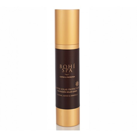 COPPER SOLAR PROTECTION SPF 30.