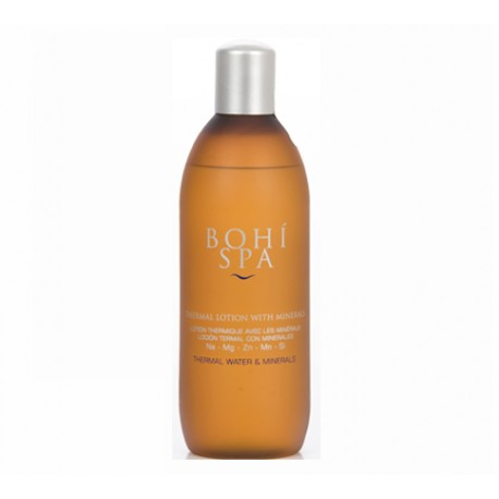 THERMAL LOTION WITH MINERALS